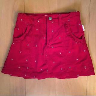 オシュコシュ(OshKosh)のコーデュロイスカート110(スカート)