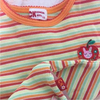 ケーエルシー(KLC)のセット 110サイズ 女の子(Tシャツ/カットソー)