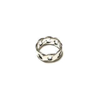 イオッセリアーニ(IOSSELLIANI)のIOSSELLIANI チェーンリング イオッセリアーニ シルバー 指輪(リング(指輪))