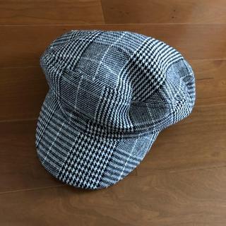 ジーユー(GU)のgu 帽子 キャスケット(キャスケット)