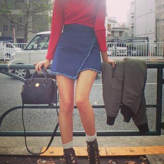 エヴリス(EVRIS)のEVRISのミニスカート(ミニスカート)