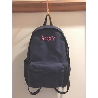 ロキシー(Roxy)のRoxy リュックサック ネイビー(リュック/バックパック)