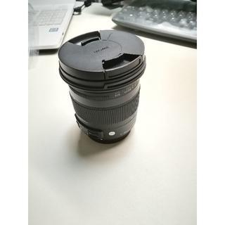 シグマ(SIGMA)のシグマ 17-70mm F2.8-4 (SIGMAマウント)+新品レンズフード(レンズ(ズーム))