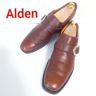 オールデン(Alden)のAlden モンクストラップ(ドレス/ビジネス)
