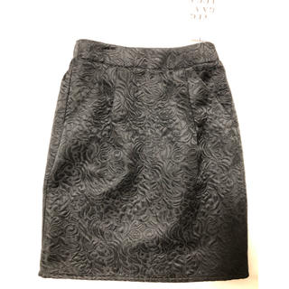 イェッカヴェッカ(YECCA VECCA)の新品 イェッカヴェッカ スカート 黒(ひざ丈スカート)