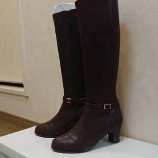マルイ(マルイ)の最終価格 ロングブーツ 21.5cm(ブーツ)
