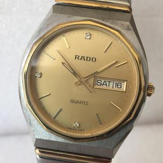 ラドー(RADO)のRADO ラドー クオーツ メンズ腕時計(腕時計(アナログ))