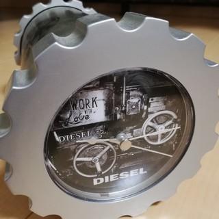 ディーゼル(DIESEL)のディーゼル 置時計(置時計)