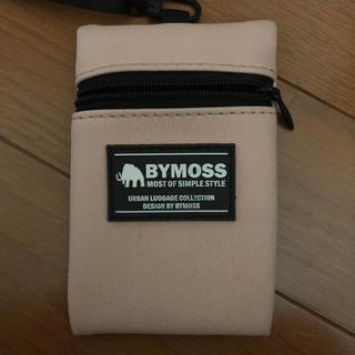 バイモス(BYMOSS)のバイモス BYMOSS コインケース(コインケース)