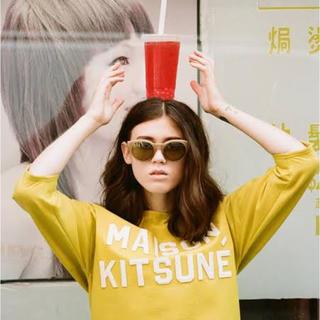 メゾンキツネ(MAISON KITSUNE')のMAISON KITSUNE × OLIVER PEOPLES サングラス (サングラス/メガネ)