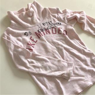 ウィルメリー(WILL MERY)のWILL MERY ハイネックカットソー 110cm(Tシャツ/カットソー)
