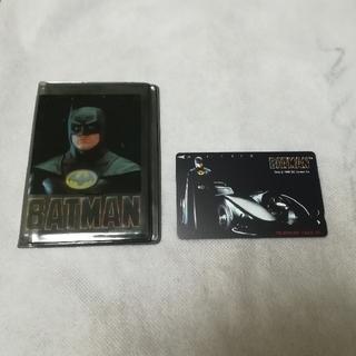 バットマン テレホンカード&カードケース(その他)