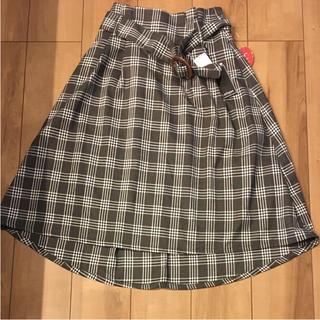 シマムラ(しまむら)のスカートLサイズ(ロングスカート)