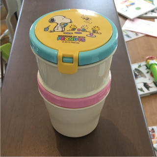 スヌーピー(SNOOPY)の離乳食用 お弁当箱(その他)