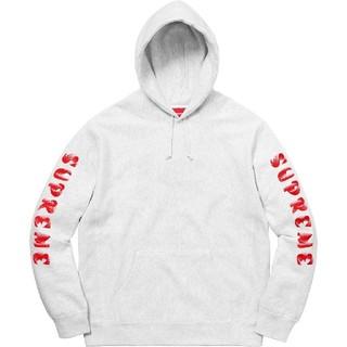 シュプリーム(Supreme)の【M】Gradient Sleeve Hooded Sweatshirt(パーカー)