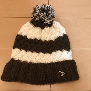 オーシャンパシフィック(OCEAN PACIFIC)のOp オーシャンパシフィック ニット帽 フリーサイズ(ニット帽/ビーニー)