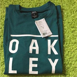オークリー(Oakley)のOAKLEY オークリー 456678jp Tシャツ シャツ 半袖 メンズ(Tシャツ/カットソー(半袖/袖なし))