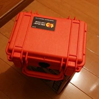 ペリカンケース1120 オレンジ PELICAN防水ケース(その他)