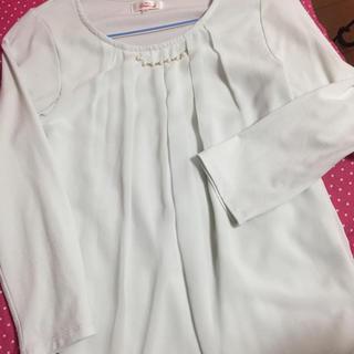 アオヤマ(青山)の洋服の青山♡ブラウス(シャツ/ブラウス(長袖/七分))