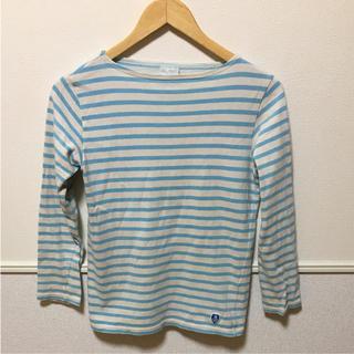 オーシバル(ORCIVAL)の値下げ!オーチバル バスクシャツ(カットソー(長袖/七分))
