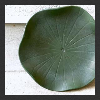 ジェンガラ(Jenggala)のセール❣️  バリ雑貨・バリ陶器    ◆大皿・フルーツ皿【訳あり】(食器)