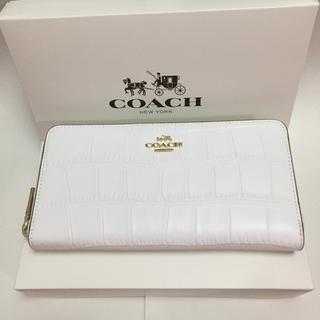 コーチ(COACH)の新品🎀コーチ 長財布 定番人気‼️プレゼントにお勧め 即購入歓迎⭕️(財布)