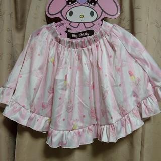 マーズ(MA*RS)の♡Princessmelody♡プリメロ♪新品タグ付きスカート♪(未使用)(ミニスカート)