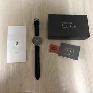 ノット(KNOT)のKnot CC-39 腕時計(腕時計(アナログ))