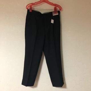 新品 ブラック パンツ(スラックス/スーツパンツ)