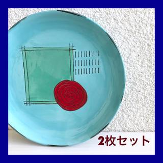 アンソロポロジー(Anthropologie)のセール❣️  ◆プレート/2枚セット【新品】(食器)