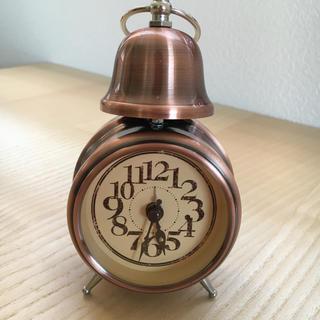 目覚まし時計*新品(置時計)