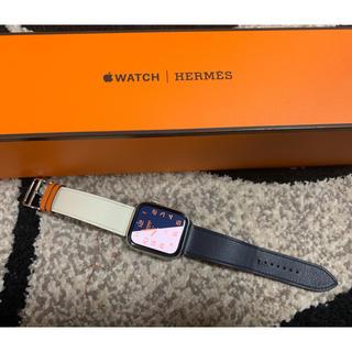 アップルウォッチ(Apple Watch)のapple watch series4 エルメス(腕時計(デジタル))