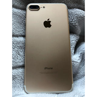 アイフォーン(iPhone)のiPhone 7 plus  GOLD ゴールド  32GB(スマートフォン本体)