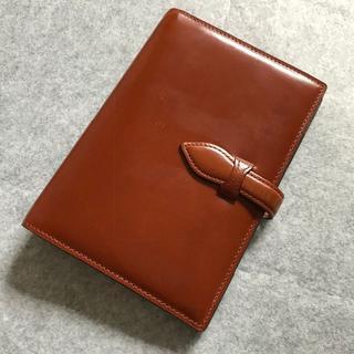 ツチヤカバンセイゾウジョ(土屋鞄製造所)の土屋鞄のブライドル バイブル手帳(ブラウン・こげ茶)(手帳)