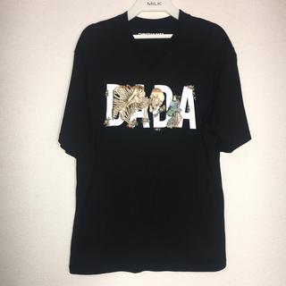クリスチャンダダ(CHRISTIAN DADA)のCHRISTIAN DADA 2018SS Tシャツ(Tシャツ/カットソー(半袖/袖なし))