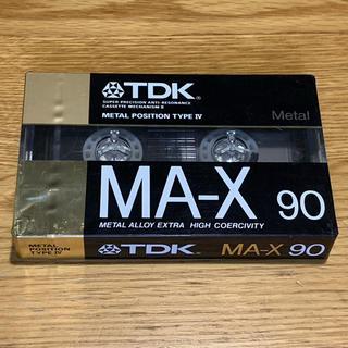 ティーディーケイ(TDK)の【未開封】TDK メタルテープ MA-X 90分(その他)