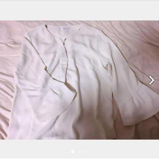 オペークドットクリップ(OPAQUE.CLIP)のOPAQUE.CLIP ブラウス(シャツ/ブラウス(半袖/袖なし))