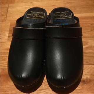 ダンスコ(dansko)のMOHEDATOFFELNサボ 厚底ダンスコカンペール靴のNakamura(ローファー/革靴)
