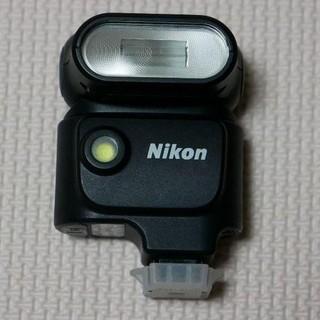 ニコン(Nikon)の新品同様 Nikon SB-N5 ニコン スピードライトフラッシュ ストロボ(ストロボ/照明)