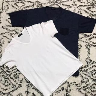 ジョゼフ(JOSEPH)のJOSEPH HOMME ジョセフ 美品シャツ 2枚セット(シャツ)