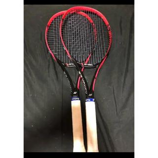 ヨネックス(YONEX)の2本セット ヨネックス VコアSV95 ブイコア テニスラケット(ラケット)