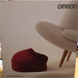 オムロン(OMRON)のフットマッサージャー(マッサージ機)