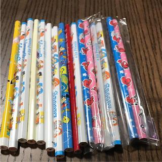 鉛筆  16本(鉛筆)
