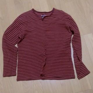 エディーバウアー(Eddie Bauer)のエディバウアー 長袖カットソー(Tシャツ/カットソー(七分/長袖))