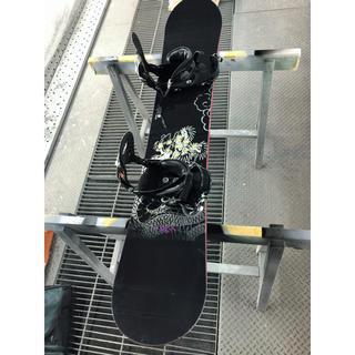 シムス(SIMS)のスノーボードセット SIMS(ボード)