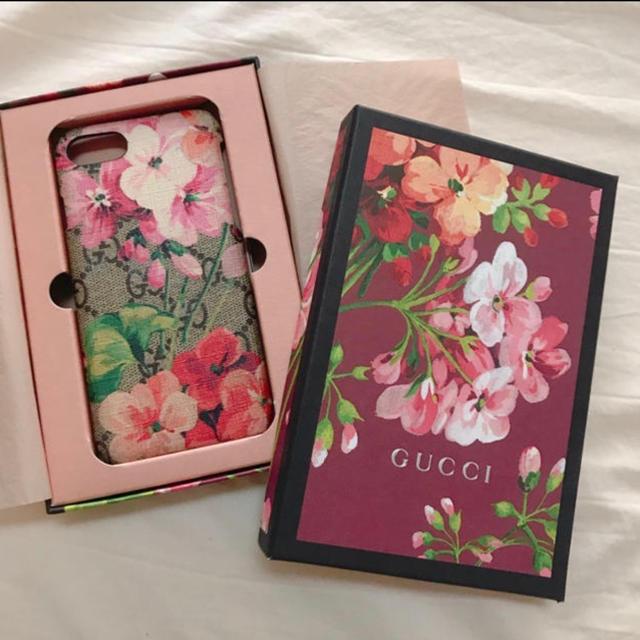 アイフォン6 ケース | Gucci - GUCCI スマホケースの通販 by serina's shop|グッチならラクマ