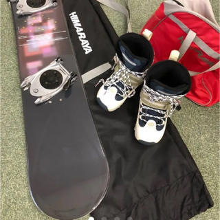 スノーボード セット ブーツ23(ボード)