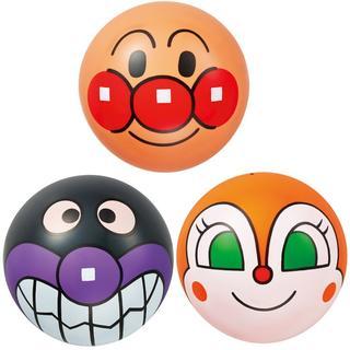 アンパンマン 顔ボール3号 (3個入り)(ボール)