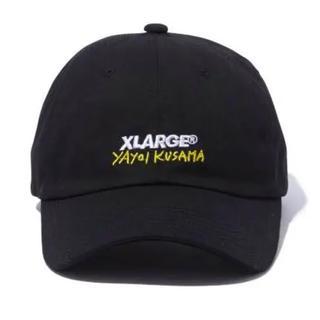 エクストララージ(XLARGE)のxlarge kusama yayoi コラボ キャップ エクストララージ(キャップ)