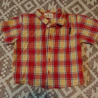 ドッグデプト(DOG DEPT)の 半袖シャツ(シャツ/カットソー)